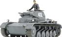 Image : Panzer II Ausf. A-B-C - Tamiya