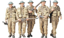 Image : Patrouille britannique - Tamiya