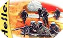 Image : Parachutistes allemands - Heller