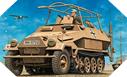 Image : SdKfz 251/3 Ausf. B - Revell