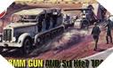 Image : SdKfz 7 et canon de 88 mm - Airfix