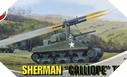 Image : Sherman Calliope - Airfix