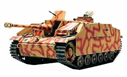 Image : Sturmgeschutz III Ausf. G - Tamiya