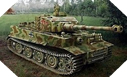 Image : Char Tigre 1 hybride
