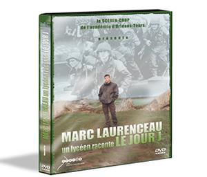 DVD Marc Laurenceau un lycéen raconte le Jour J