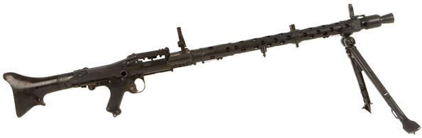 Image : MG (Maschinengewehr) 34