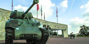 Mémorial de Coudehard-Montormel - Normandie