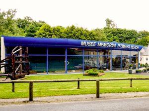 Musée Mémorial d'Omaha Beach - Saint-Laurent-sur-Mer, Normandie