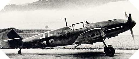 Image : Messerschmitt Bf 109 G
