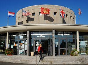 Musée America Gold Beach - Ver-sur-Mer, Normandie