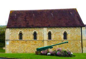 Musée de la Bataille de Tilly sur Seulles - Normandie