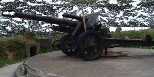 Musée de la batterie de Maisy - Grandcamp-Maisy, Normandie