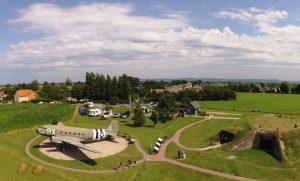 Musée de la batterie de Merville - Merville-Franceville-Plage, Normandie