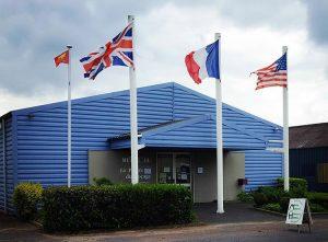 Musée de la Percée du Bocage - Saint-Martin-des-Besaces, Normandie