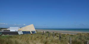 Musée du débarquement Utah Beach - Sainte-Marie-du-Mont, Normandie
