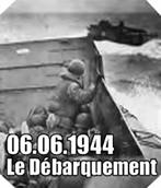 Menu le Débarquement de Normandie