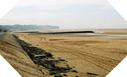 Image : photo des plages de Débarquement : Omaha Beach