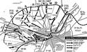 Image : Carte de l'Opération Charnwood