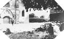 Image : A Sainte-Mère-Eglise, les parachutistes Américains nettoient les poches de résistances