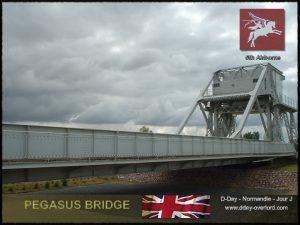 Fond d'écran Pegasus Bridge