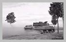 Image : 11 juin 1944 : un char Sherman Firefly du 24th Lancers dans le secteur de Saint-Léger.