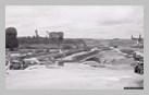 Image : 4 juillet 1944 : un pont Bailey construit par la 72nd Field Company des Royal Engineers au-dessus de la ligne ferroviaire Paris-Cherbourg à Saint-Loup-Hors, au sud-ouest de Bayeux.