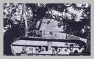 """Image : Juin 1944 : un char léger Tetrarch baptisé """"Apple Sammy"""" dans le secteur de Touffreville et appartenant au 6th Airborne Armoured Reconnaissance Regiment. Il a très certainement été détruit le 7 juin 1944, date à laquelle le 6th AARC a perdu deux de ces engins (un touché par une mine, l'autre détruit par un canon automoteur allemand)."""