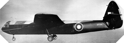 Image : Planeur Airspeed A.S. 51 Horsa