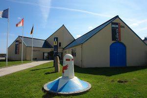 Mémorial de la Liberté retrouvée - Quinéville, Normandie