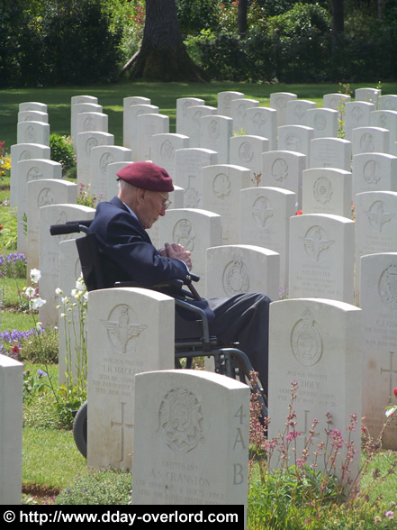 Image: Commémorations 2012 en Normandie - 68ème anniversaire du débarquement de Normandie