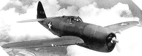 Image : Republic P-47 D Thunderbolt