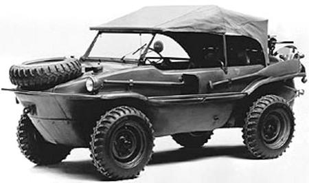 Image : Schwimmwagen Type 166