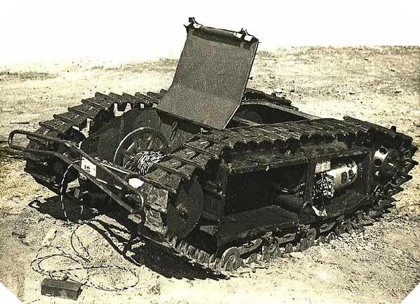 Image : SdKfz 302 Goliath