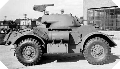 Image : Staghound T17E1
