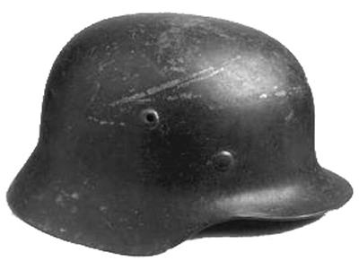 Image : Casque Stahlhelm M1935