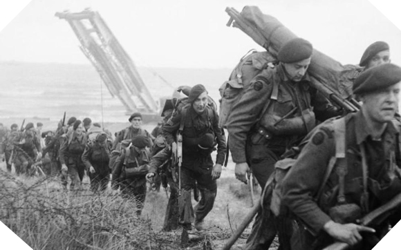 Image : Photos de Sword Beach 6 juin 1944