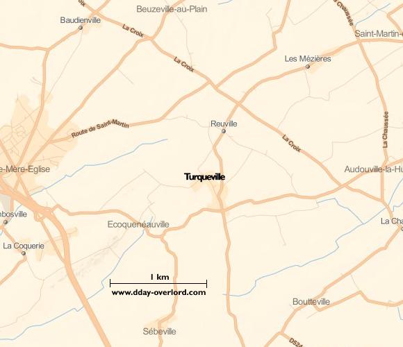 Image : carte de Turqueville