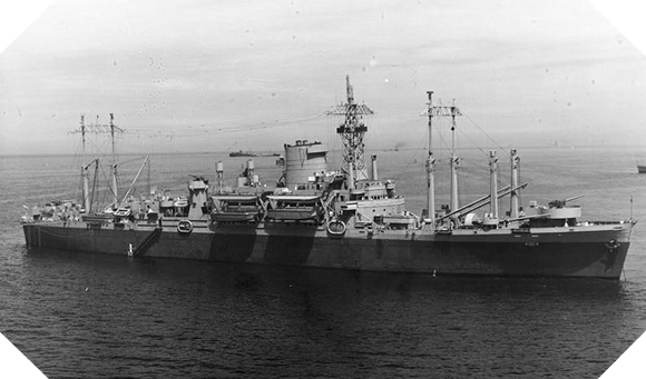 Image : USS Ancon