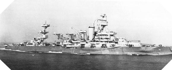 Image : USS Arkansas