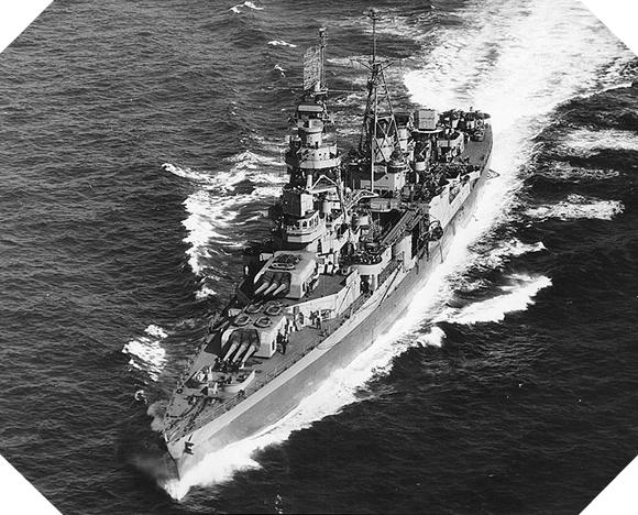 Image : USS Augusta