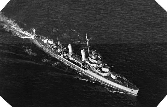 Image : USS Baldwin