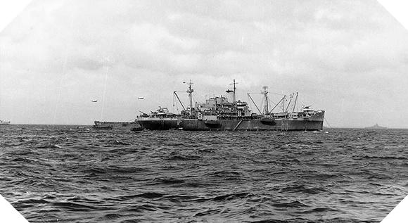 Image : USS Bayfield