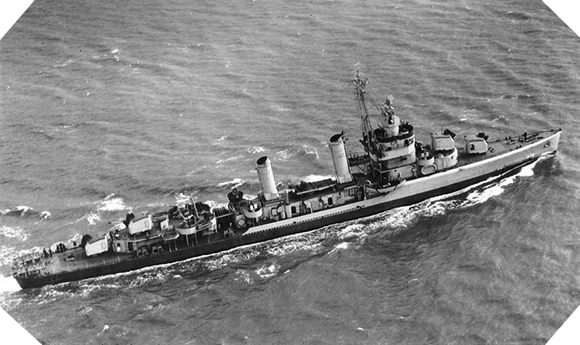 Image : USS butler