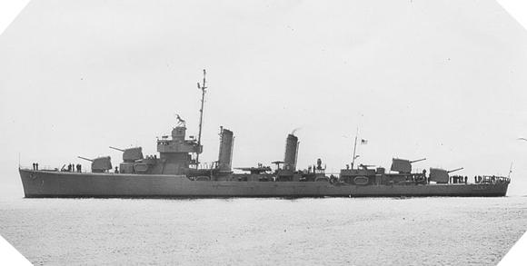Image : USS Carmick