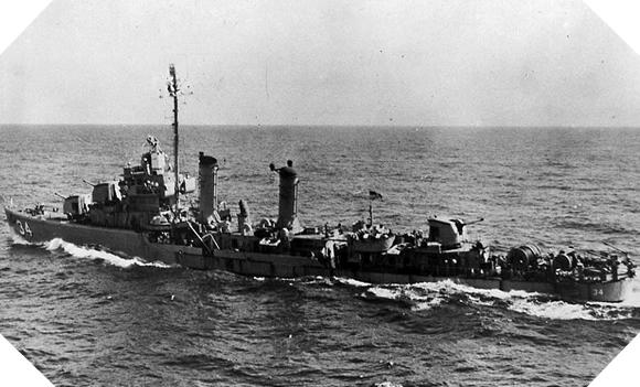 Image : USS Doyle