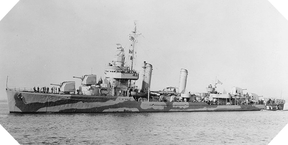Image : USS Fitch