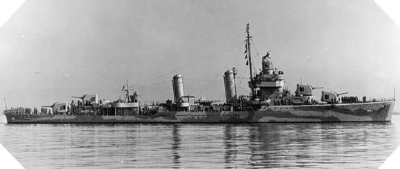 Image : USS Forrest