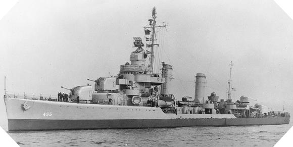 Image : USS Hambleton
