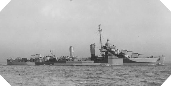 Image : USS Harding