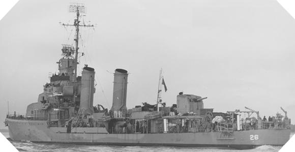 Image : USS Hobson